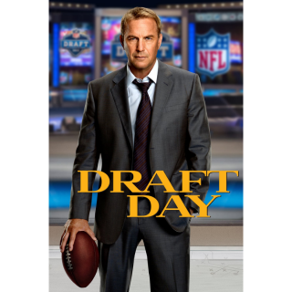 Draft Day (2014) SD Vudu ~> INSTANT DELIVERY <~