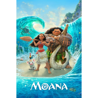Google Play only: MOANA (2016) NO MA or DMR points