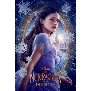 The Nutcracker and the Four Realms (2018) HD MA only NO Google Play or DMR points