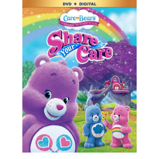 Care Bears: Share Your Care (2014) SD Vudu ~> INSTANT DELIVERY <~