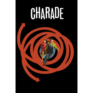 Charade (1963) HD MA ~> INSTANT DELIVERY <~