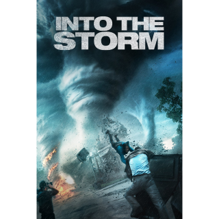 Into the Storm (2014) HD MA ~> INSTANT DELIVERY <~