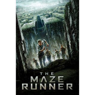 The Maze Runner (2014) HD MA