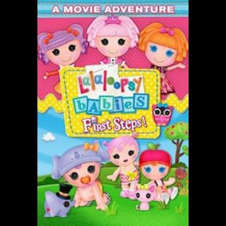 Lalaloopsy Babies: First Steps (2014) SD Vudu
