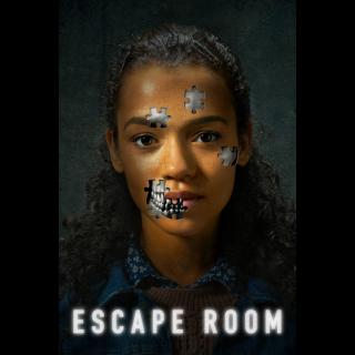 Escape Room (2019) SD MA ~> INSTANT DELIVERY <~