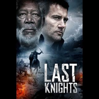 Last Knights (2015) SD Vudu