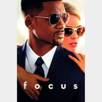 Focus (2015) HD MA ~> INSTANT DELIVERY <~