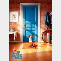 The Secret Life of Pets (2016) HD Movies Anywhere