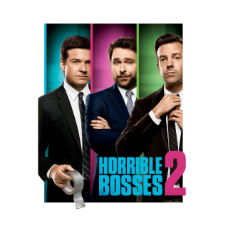 Horrible Bosses 2 (2014) HD MA ~> INSTANT DELIVERY <~