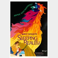 Sleeping Beauty (1959) HD MA + DMR No GP (Google Play)