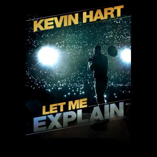 Kevin Hart: Let Me Explain (2013) SD Vudu