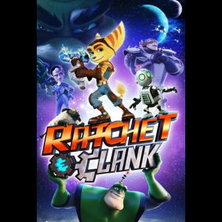 Ratchet & Clank (2016) HD MA