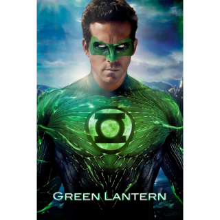 Green Lantern + Emerald Knights (2011) HD MA codes