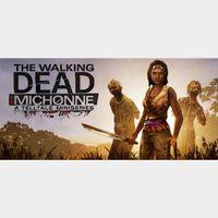 🔑🌐The Walking Dead: Michonne - A Telltale Miniseries  [steam key]