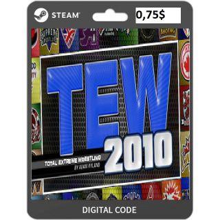 🔑Total Extreme Wrestling 2010 [steam key]