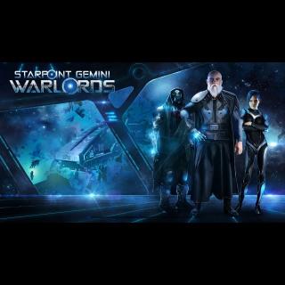 🔑Starpoint Gemini Warlords [Xbox One]
