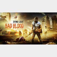 🔑🌐Dying Light: Bad Blood [steam key]