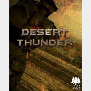 Strike Force: Desert Thunder [steam key]
