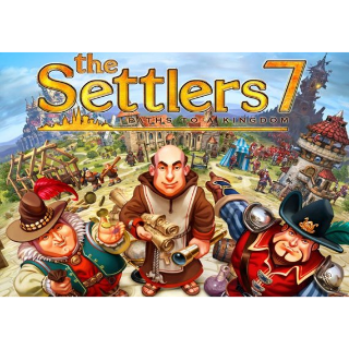 🔑 The Settlers 7 [Uplay]Digital Key