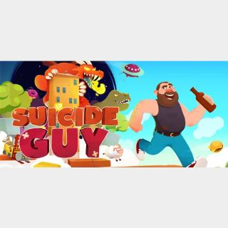 🔑🌐Suicide Guy + Suicide Guy: Sleepin' Deeply [ 2 steam keys]