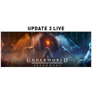🔑Underworld Ascendant [steam key]DLC - Exclusive Aurora Ring