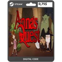 🔑Anna's Quest [steam key]