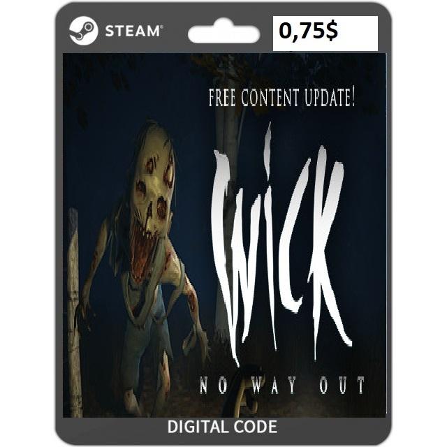Wick [steam key] - Steam Games - Gameflip