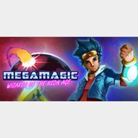Megamagic: Wizards of the Neon Age [steam key]