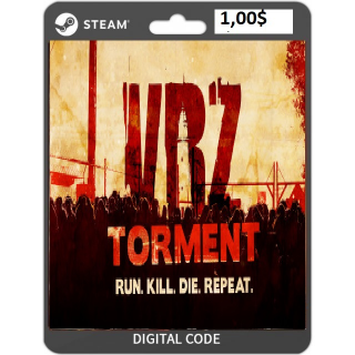 🔑VRZ: Torment [steam key]