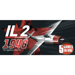 IL-2 Sturmovik: 1946 [steam key]