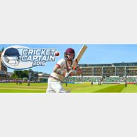 🔑Cricket Captain 2016 [ steam key]