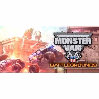 Monster Jam Battlegrounds [steam key]