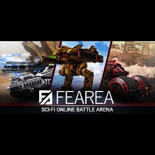FeArea [bonus key]Starter Packs +steam key