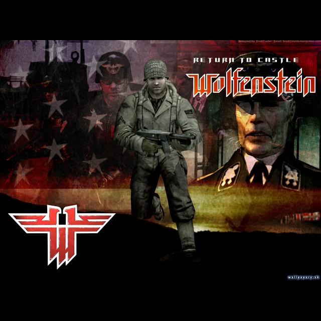 Return to Castle Wolfenstein [steam key] - Steam Games