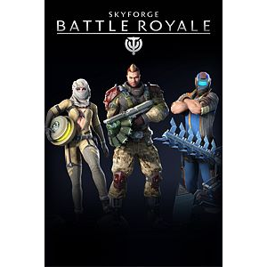 Skyforge [Xbox One] Battle Royale: Alpha Squad Pack