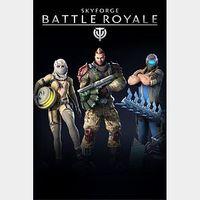 Skyforge [Xbox One] Battle Royale: Alpha Squad Pack