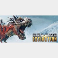 🔑🌐Second Extinction [steam key]DLC