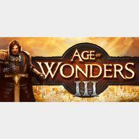 🔑Age of Wonders III [ steam key]