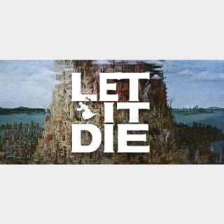 🔑LET IT DIE [steam key] DLC -The pack