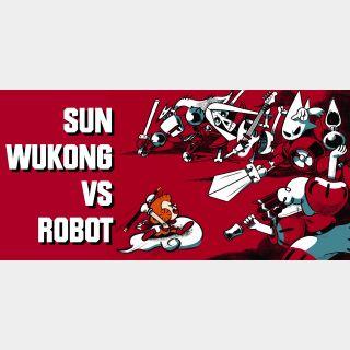🔑🌐Sun Wukong VS Robot