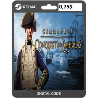🔑Commander: Conquest of the Americas [steam key]