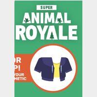 🔑🌐Super Animal Royale [digital key] DLC