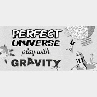 Perfect Universe - Play with Gravity [steam key]