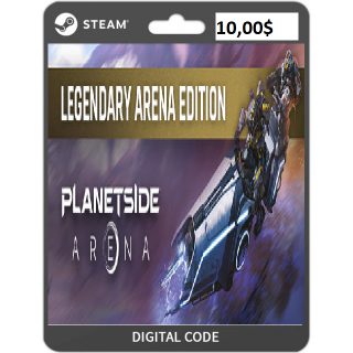 🔑 PLANETSIDE ARENA - LEGENDARY ARENA EDITION[steam key]