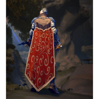 🔑Neverwinter [PC] Couturier's Filigree Cloak