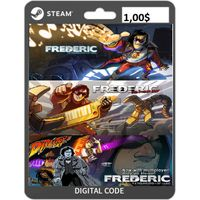 🔑 Frederic Bundle [3 steam key]