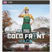 🔑🌍PUBG - Cold Front Pack [PS4 EU]