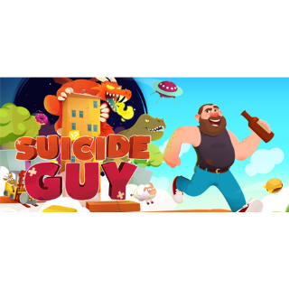 🔑Suicide Guy + Suicide Guy: Sleepin' Deeply [ 2 steam keys]