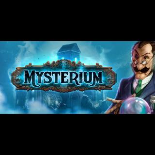 🔑Mysterium: A Psychic Clue Game [steam key]