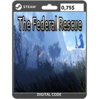 🔑The Federal Rescue [steam key]+DLC